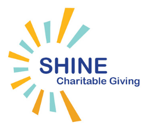 SHINE Charitable Giving logo